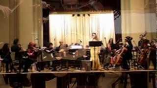 Yo Soy Maria E. Zervou, C. Eliades-Underground Youth Orchestra