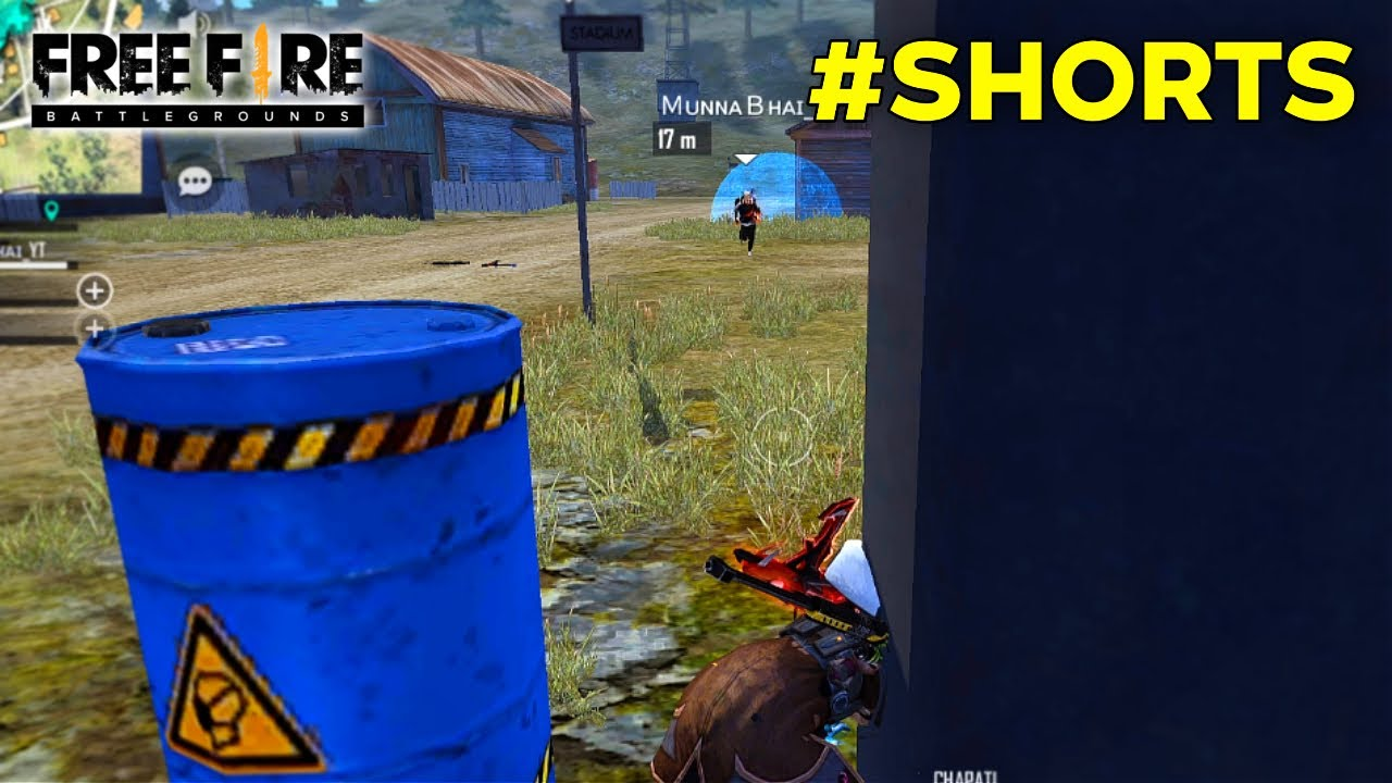 FREE FIRE REAL BEST FRIEND BEST REVIVE EVER | GARENA FREE FIRE #shorts