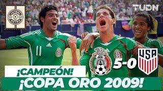 🔻 Watch Online Futbol Retro Mxico humilla a Estados Unidos! Mxico 5 0 EUA Copa Oro 2009 TUDN