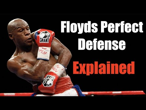 Floyd Mayweather's Perfect Defense Explained - Technique Breakdown