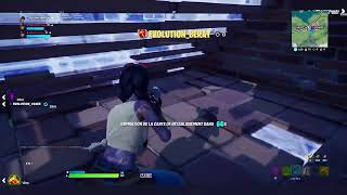 Live fortnite train détection de doigby