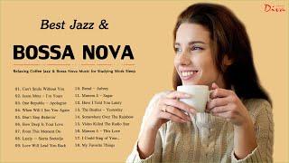 Best Jazz & Bossa Nova Songs Of 2021 | Music for Coffee, Relaxing, Work