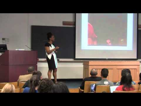 Andrea Tyler,  Sociology Lecture on Race & Class
