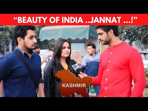 What Delhi Thinks About Kashmir : Public Hai Ye Sab Janti hai : JM#jeheranium