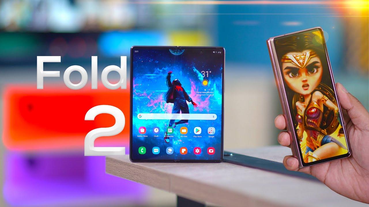 Samsung Galaxy Z Fold 2: ការប្រើ ៣ ខែជាប់របស់ខ្ញុំ!