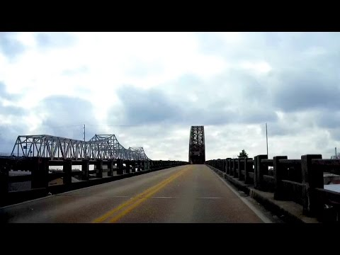 Road Trip #114 - LA-182 West - US 90, Morgan City to Ricohoc, Louisiana