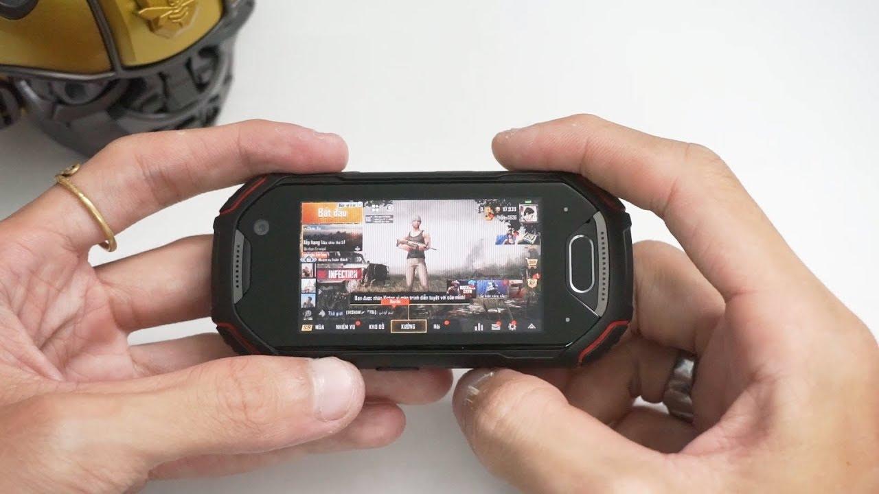 Download Chơi PUBG Mobile trên điện thoại siêu nhỏ gọn !!!