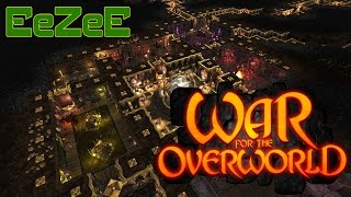 War for the Overworld: Multiplayer on multiple player made maps