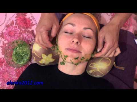 Отбеливающая маски из петрушки для лица