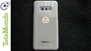 Ŝirmilo Samsung LED Cover