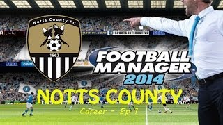 Time to meet the stars of my new Football Manager 2014 career. It's...