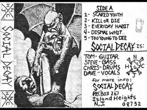 Social Decay - Demo 1985