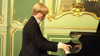 Andrey Dubov in St. Petersburg