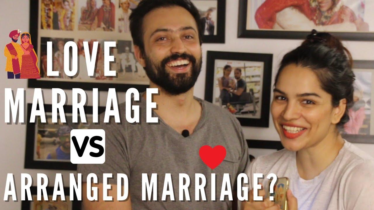 Love Marriage ya Arranged Marriage | Shikha Singh | Karan Shah | Vlogs 2020