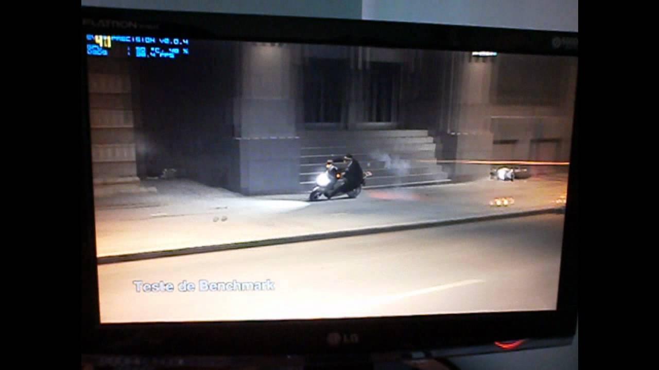 Gta 4 Benchmark On Athlon Ii X3 425 Gtx 550 Ti Zogis Youtube Amd