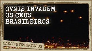 A Noite Oficial dos OVNIs, Quando os Céus Brasileiros Foram Invadidos por OVNIs