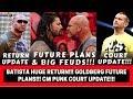 GOLDBERG Future Plans & Big Feuds!!! | BATISTA Huge Return Update!!! |  CM PUNK Court Update!!! |