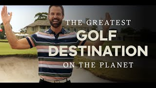Is Melbourne the greatest golf destination in the world?