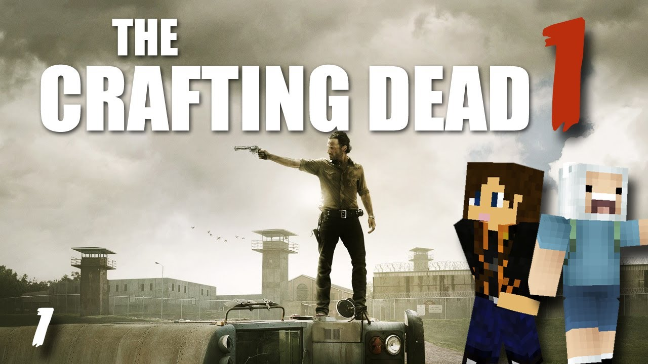 Don 39 t shoot me joey stacyplays the crafting dead ep 1 for The crafting dead ep 1
