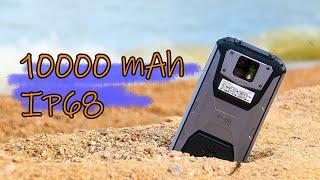 10000 мАч + IP68! Смартфон для БАТИ с Алиэкспресс! Обзор OUKITEL WP6!