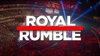 WWE Royal Rumble 2019 Vorhersagen (Roblox Version)