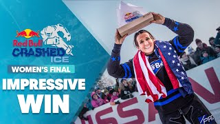 Crashed Ice Finland: Women's Final | Red Bull Crashed Ice 2017