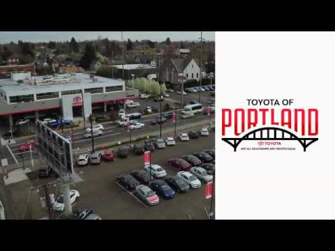 Toyota Of Portland >> Donnie Toyota Of Portland Commercial Certified Pre Owned Youtube