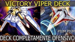 VICTORY VIPER DECK | OFENSIVA TOTAL PIUM PIUM - DUEL LINKS