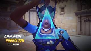 New Sym play of the game