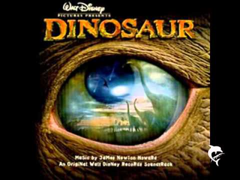 Dinosaur - James Newton Howard - The Egg Travels