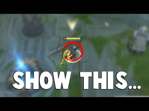 "If Someone Asks You ""What Is Like To Play League of Legends?"" Show this... 