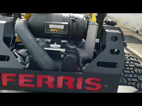 New Equipment? Ferris & Redmax