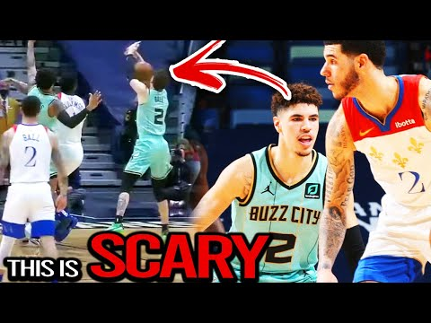 THE CHARLOTTE HORNETS Are TRYING To RUIN LAMELO BALL ft(Lonzo Ball)