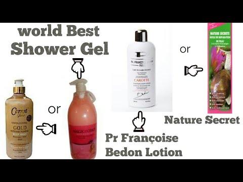 World Best whitening & Glowing Soap | Best Toning Lotion Pr Françoise Bedon Lotion or Nature Secret