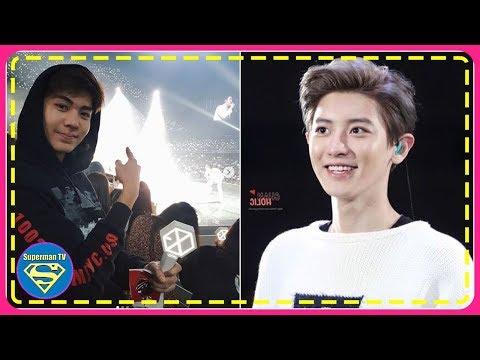 Popular Thai Table Tennis Player/Idol Ryu Vachirawich Is A Huge Fan Of EXO Chanyeol, Everyone Loves