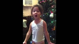 маленькая девочка  Аделя поздравляет Назарбаева (часть 2)(, 2013-12-29T16:05:02.000Z)