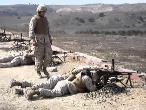 Shooting M240 G