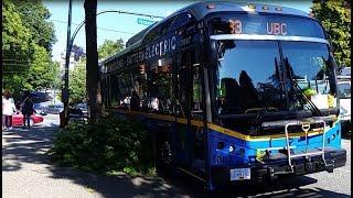 Van Translink - #1007 2016 BYD K9 Battery Electric Bus