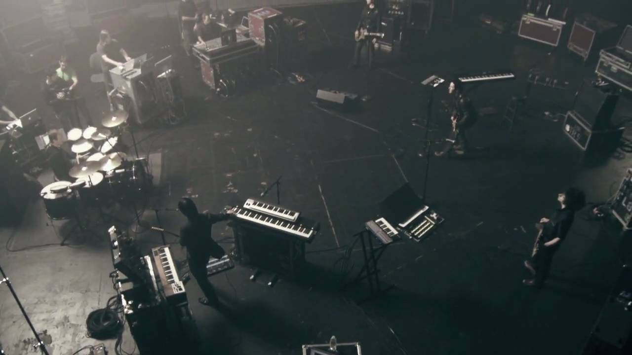 NIN: Echoplex live at rehearsals, July 2008 [HD] - YouTube