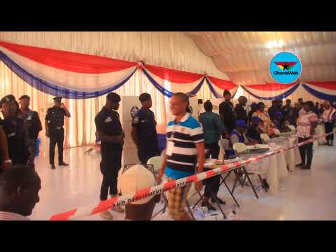 Confusion rocks NPP's Greater Accra Regional election