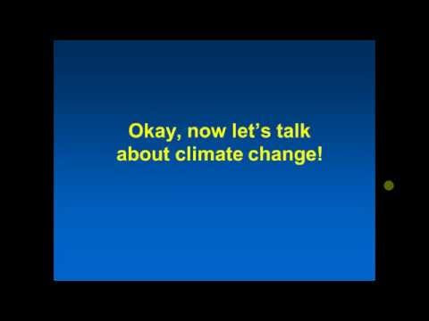 Global Warming Lecture 1