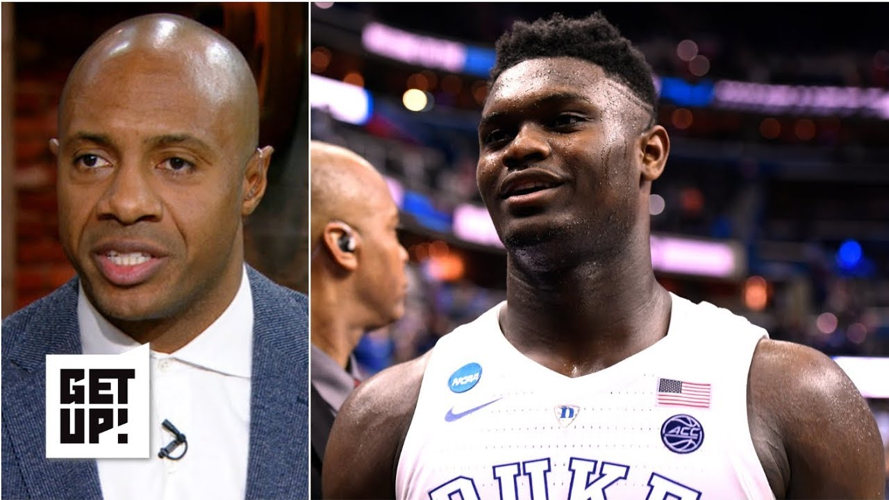 online store 52495 3918c Zion Williamson should have his Duke jersey retired - Jay Williams