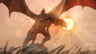 BREATH OF GODS - Powerful Hybrid Music Mix Epic Intense Heroic Music