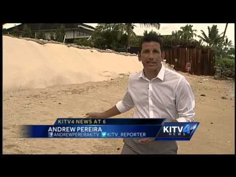 Billionaire gains approval to build Kahala seawall