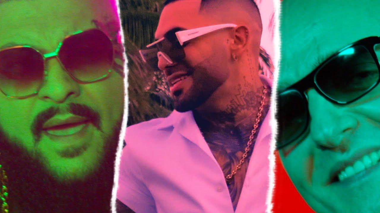 Download Dani Mocanu 🇺🇸 Jay Maly 🇷🇴 Costi 🌎 - BELLA (Official Video)