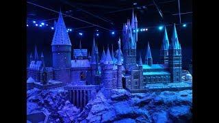 Hogwarts at Christmas // Warner Bros. Studio Tour (Harry Potter)