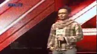 Isa Raja - Redemption Song - BOB MARLEY X Factor Indonesia ( COVER )
