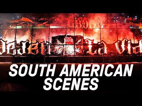 What A South American Football Atmosphere Feels Like | Copa90 Showcase
