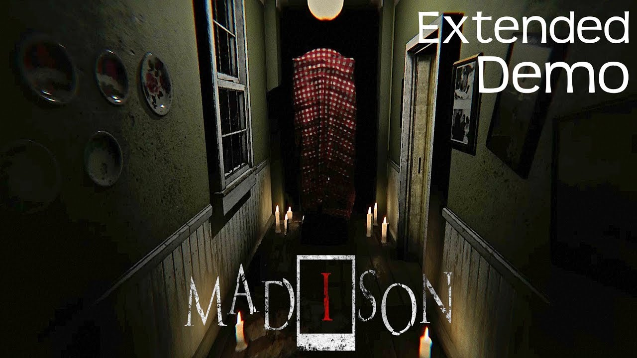 MADiSON – Extended Gameplay Walkthrough (Awesome Horror Game)