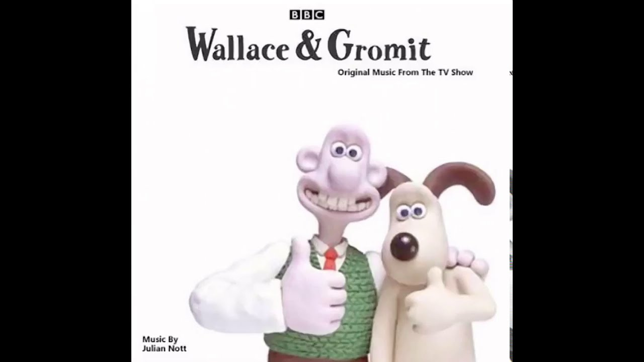 Wallace and gromit theme - YouTube